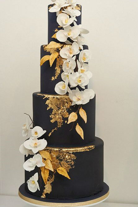 Luxury wedding cake Order