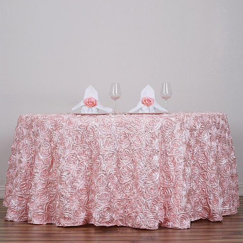 Tablecloth wedding table