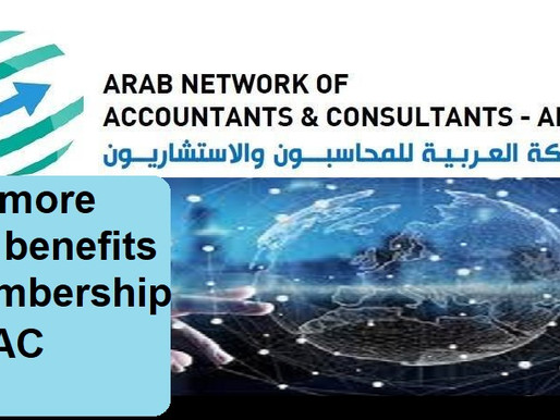 Arab network for Accountants & Consultants