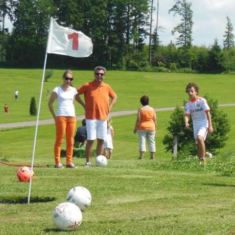 FußballGolf … Sport und Spaß für Ihren Gruppenausflug.
