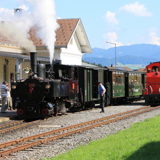 Bregenzerwaldbahn Bezau Bersbuch