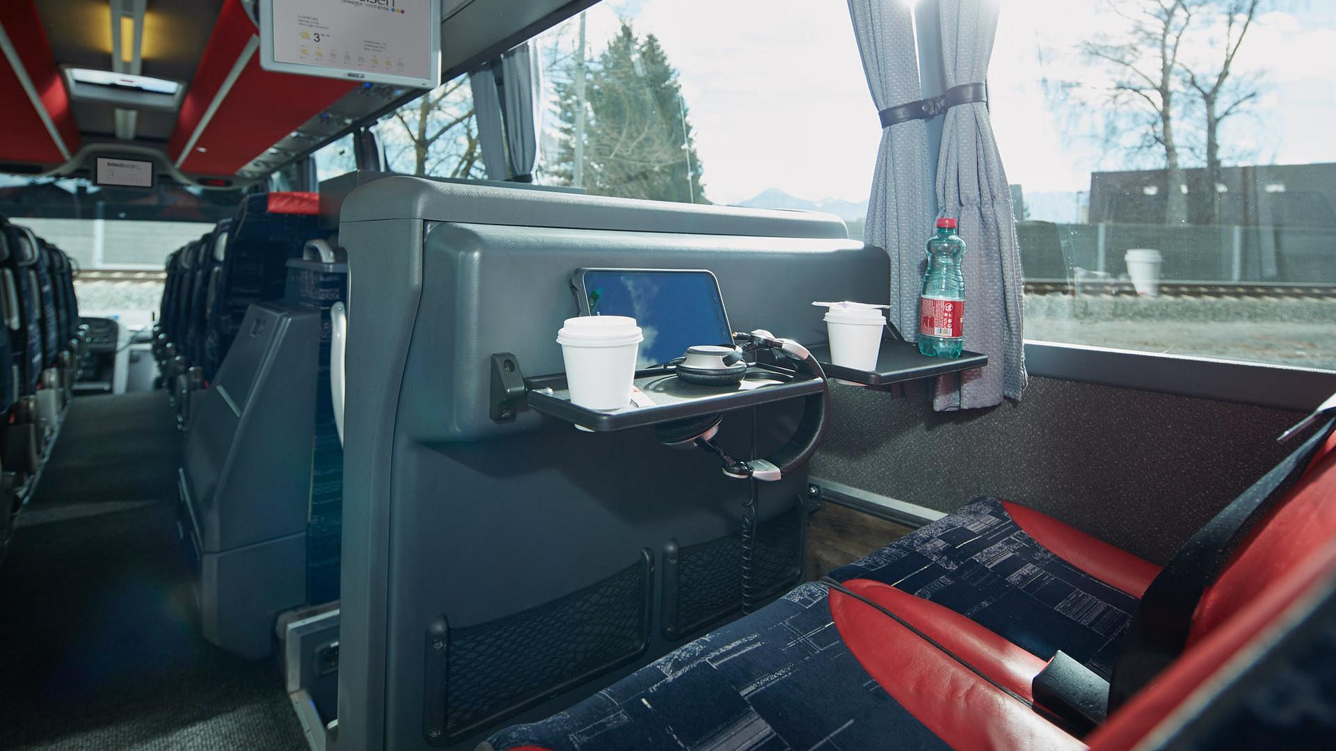 BÖSCH REISEN Volvo 9700, 58-Plätzer
