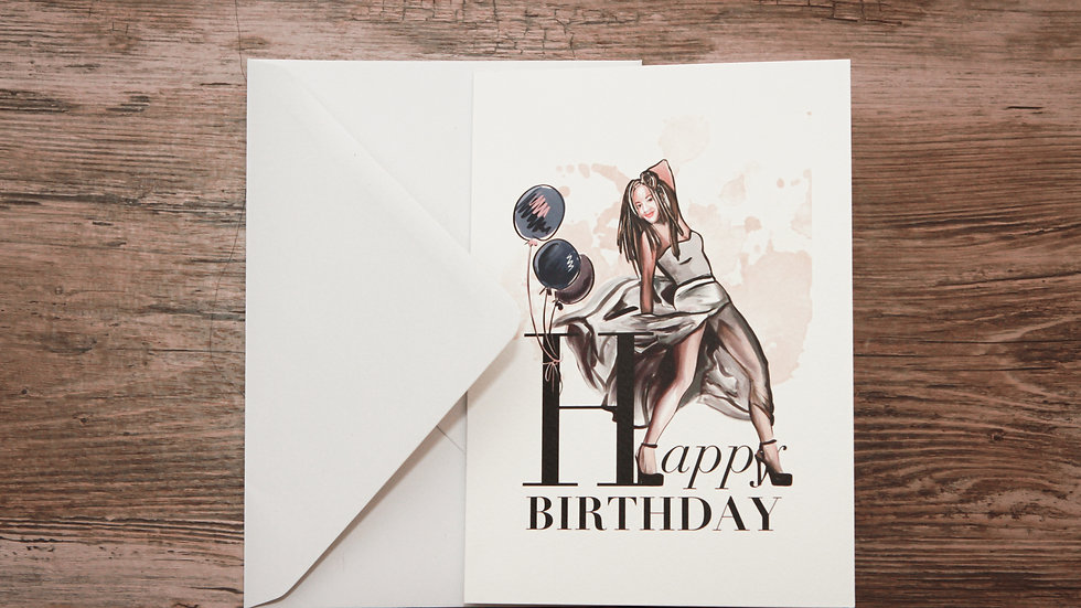 Empowering Birthday Cards Pack of 5