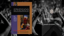 Book | Ephesians: Frank Thielman