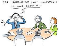 NAO - Le projet d'accord proposé par la direction n'a pas recueilli notre signature.
