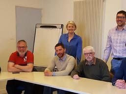 RDV de l'intersyndicale le 12 avril avec l'adjoint au Maire de Rennes, Marc Hervé :