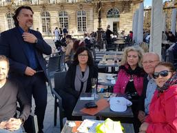 RDV le 12 avril de l'intersyndicale avec Mme Danièle Noël, présidente du MODEM54