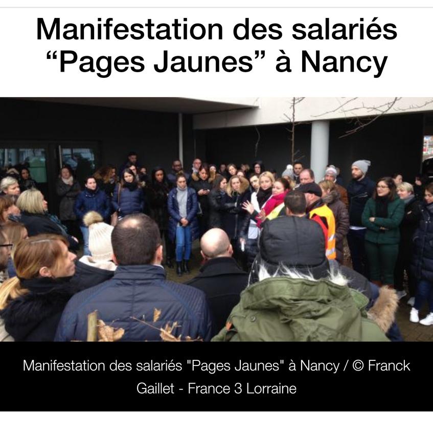 Nancy, le 15 février