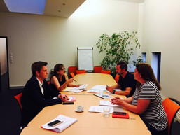 28 mai : RDV de l'intersyndicale avec Mathieu Klein, Président du conseil départemental de Meurt