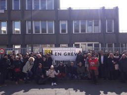 Quelques retours médias de la journée de grève du 23 février
