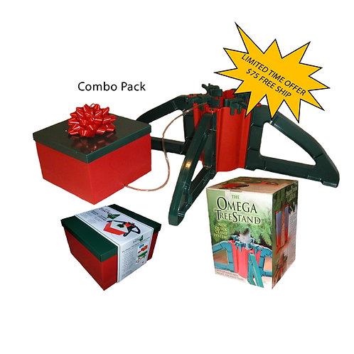 Omega Combo Pack