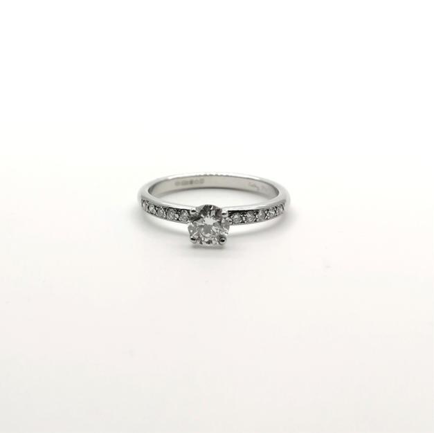 0.40ct Diamond Ring