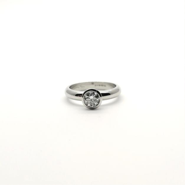 0.51ct Diamond Ring