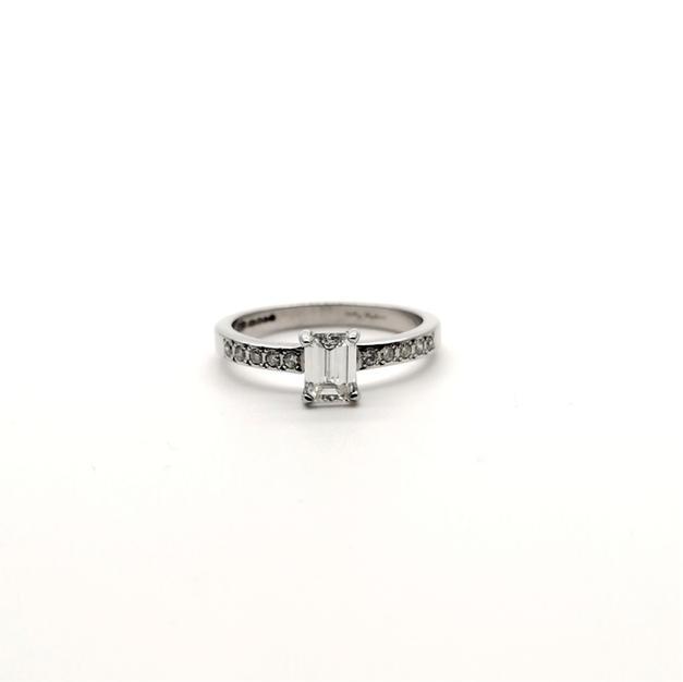 0.54ct Diamond Ring