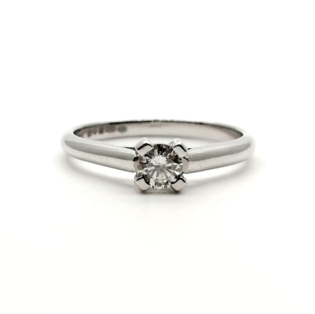 0.23ct Diamond Ring