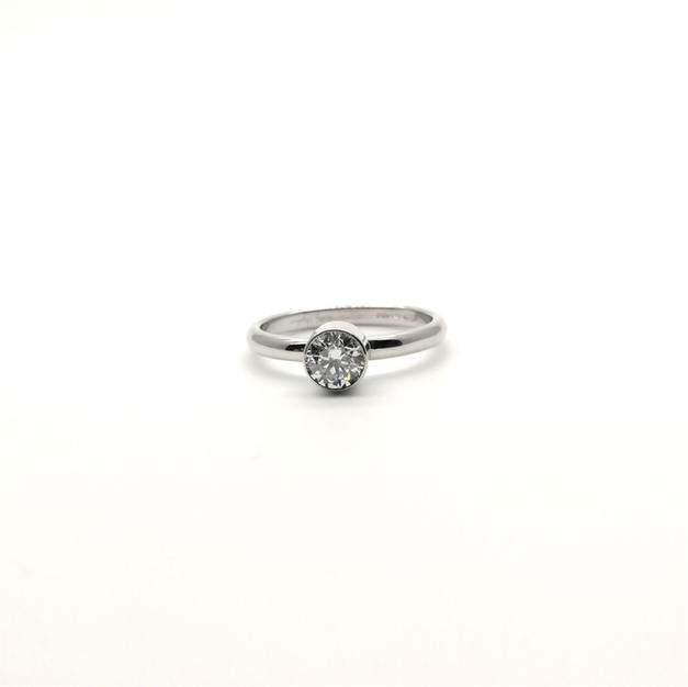 0.52ct Diamond Ring