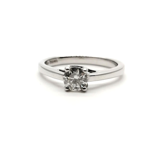 0.38ct Diamond Ring