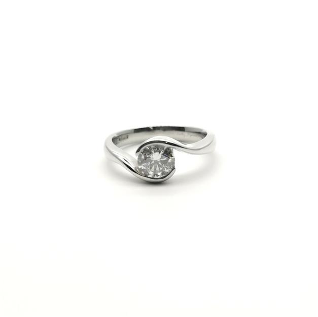 0.80ct Diamond Ring