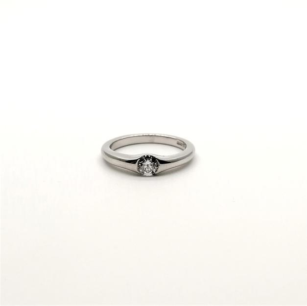 0.35ct Diamond Ring
