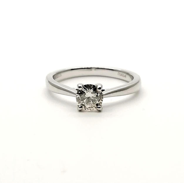 0.48ct Diamond Ring