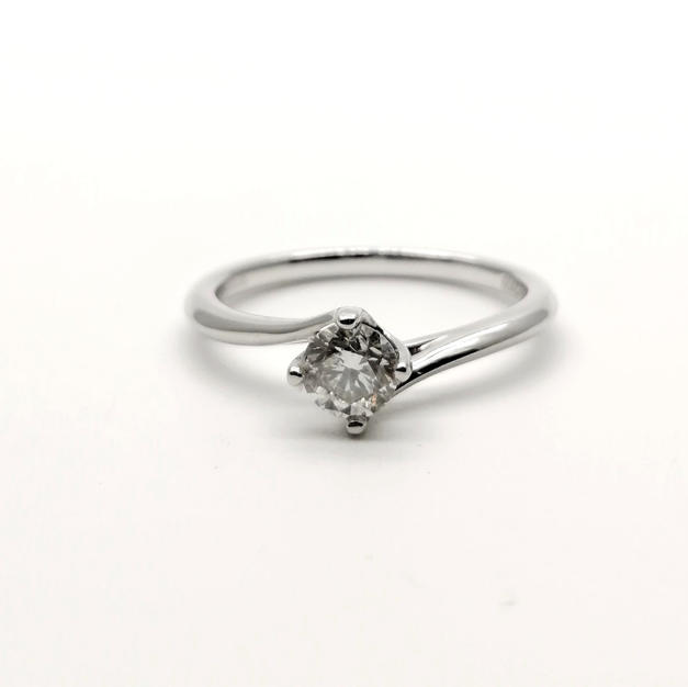 0.40ct Diamond Ring