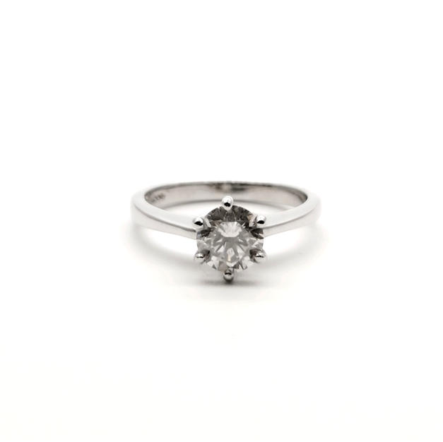 0.80ct Diamond Ring