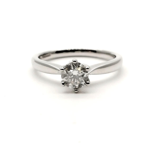 0.52ct Diamond Ring