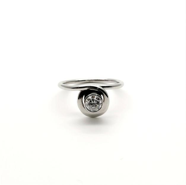 0.30ct Diamond Ring