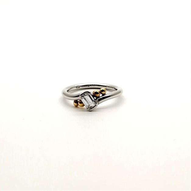 0.38ct Diamond Ring