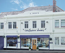 Groby Shop Front