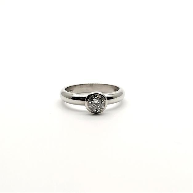 0.46ct Diamond Ring