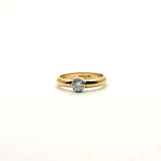 0.33ct Diamond Ring