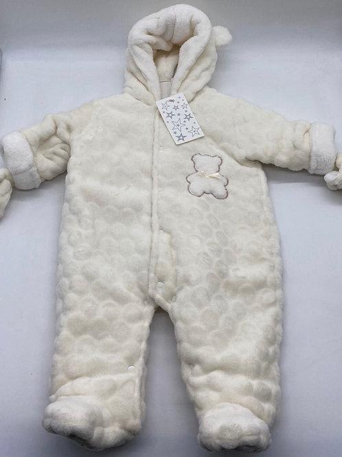 Teddy Bear Snowsuit