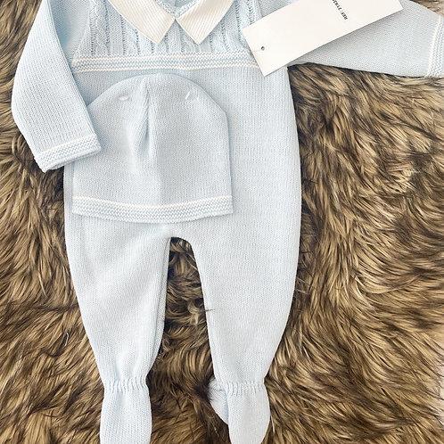 Knitted Pom Set