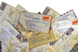 Letters to a POW