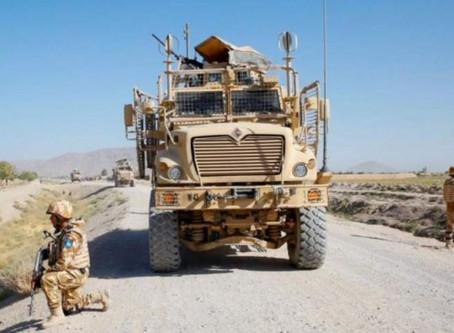 Militari români răniţi în Afganistan în urma unui atac cu dispozitiv exploziv improvizat