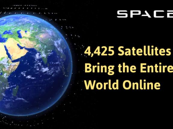 Internet de la SpaceX