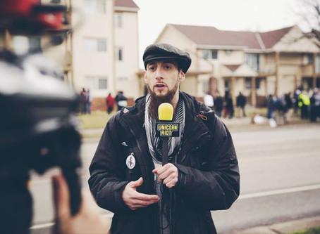 Niko Georgiades, Jay Rosen - Unicorn Riot, Black Lives Matter, Citizen Journalism