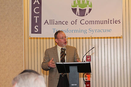 ACTS Syracuse, Alliance of Communities Transforming Syracuse
