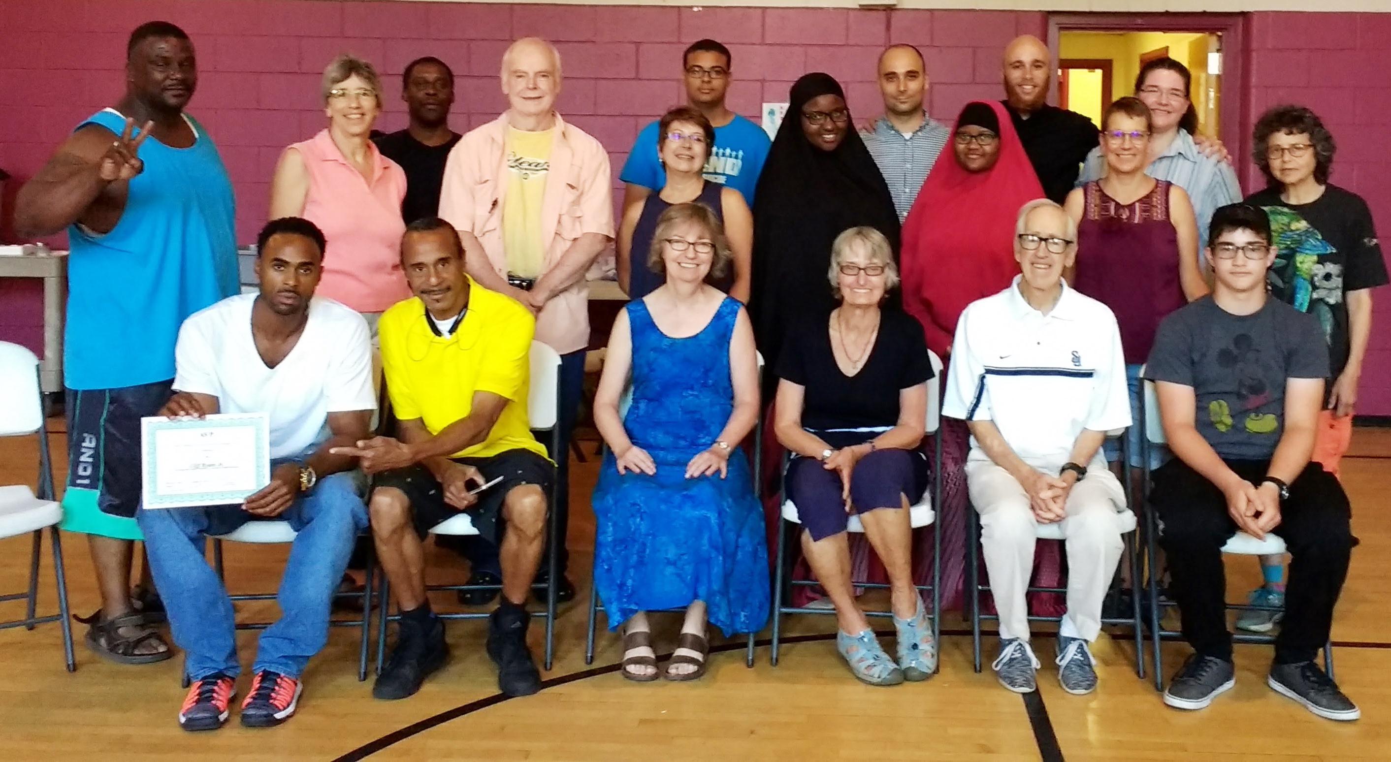 AVP Training July 14-16 ACTS