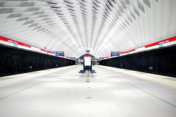 Metroaseman arkkitehtuurikuvaus / Sweco
