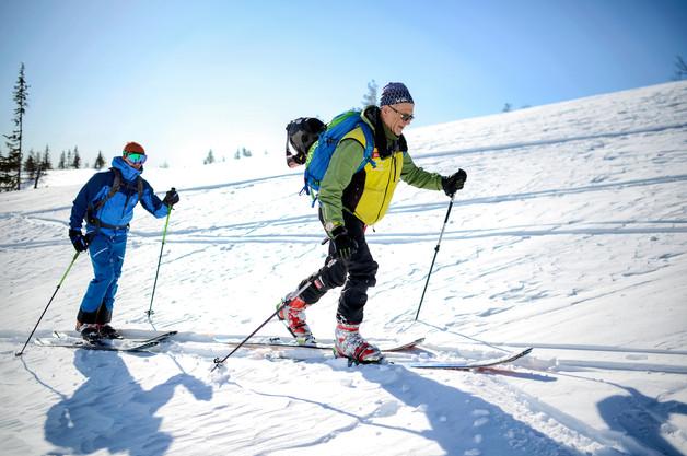 Vapaalla -tapahtuman markkinointimateriaalia / Ylläs Ski Resort