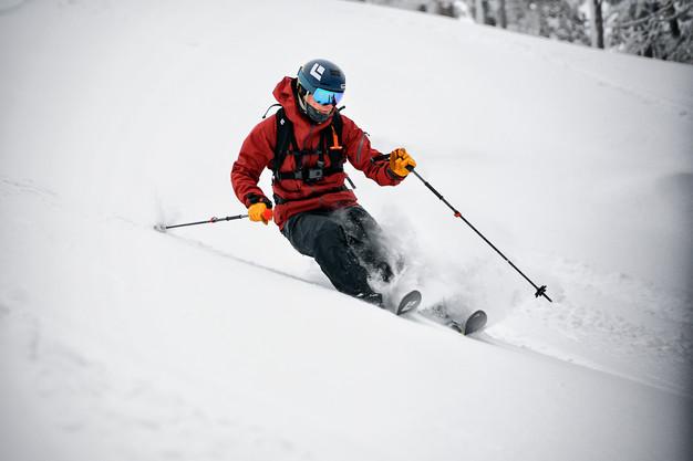 Arctic Ski Camp -tapahtuman markkinointimateriaalia / Ylläs Ski Resort