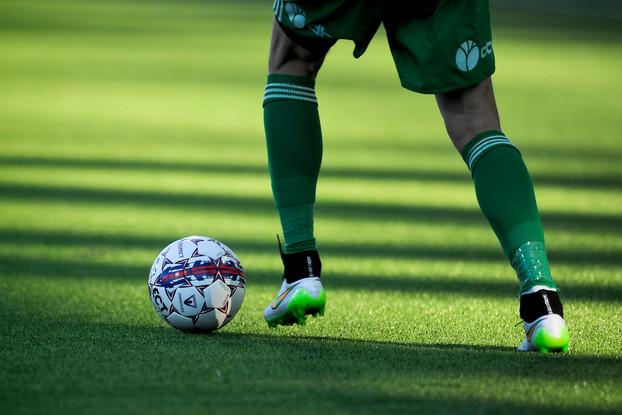 UEFA Eurooppa-liigan 1. karsintakierroksen jalkapallo-ottelu SJK vs. FH Hafnarfjörður / Lehtikuva