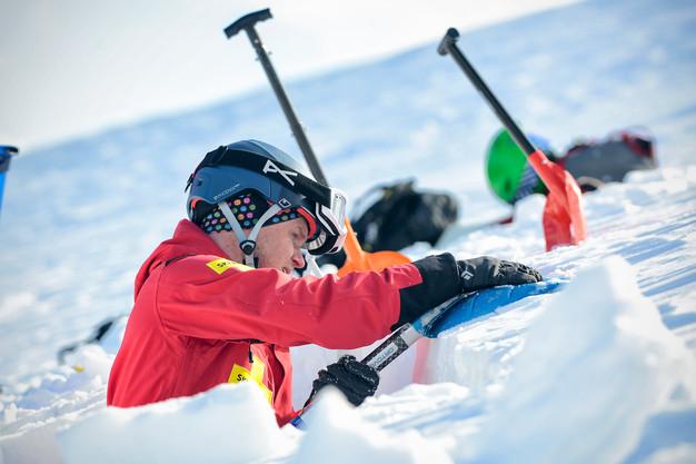 Lumiturvallisuuskurssin markkinointimateriaalia / Ylläs Ski Resort