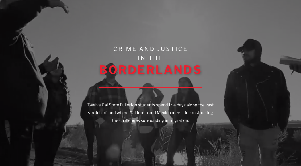 Crime and Justice in the Borderlands