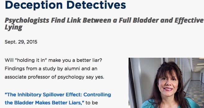 Deception Detectives