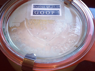 GOOP! Quick Pan Release Recipe