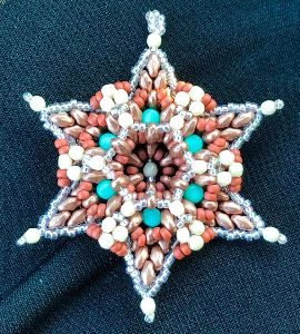 Rosemarie Snowflake Class Nov 20  3-5