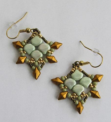 Wilhelmina Earrings Kit